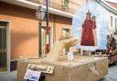 Diego  Orlacchio la festa dei carri di grano a San Marco dei Cavoti