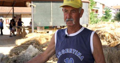 Gerardo Caggiano, voce del giglio – Flumeri
